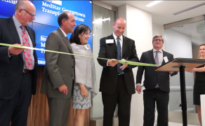 MedStar Georgetown Transplant Institute – Ribbon Cutting